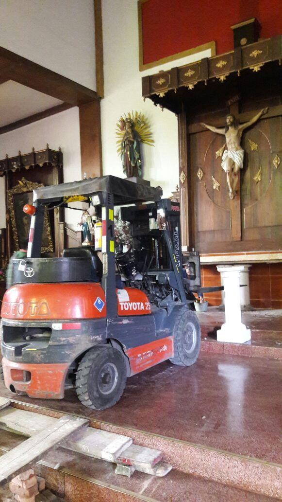servicio montacarga Bogotá