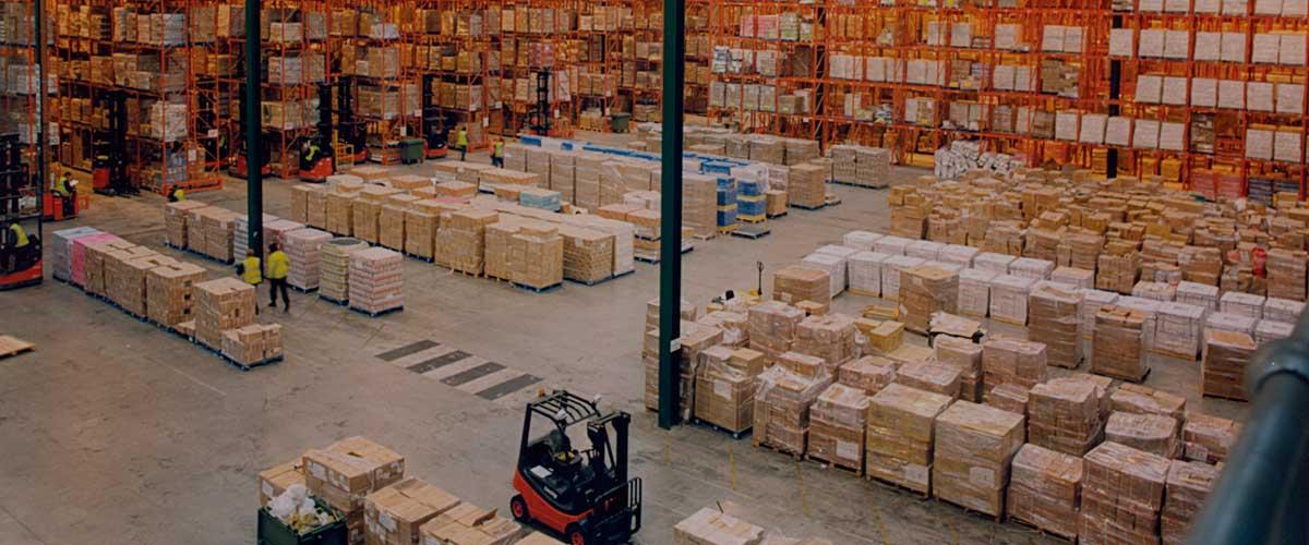 Tecnología aplicada a la logística